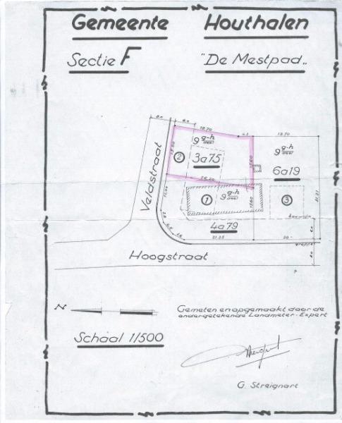 <p>Mooie bouwgrond HOB Houthalen centrum</p>