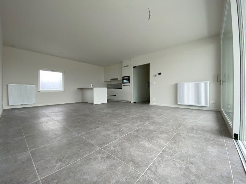 Prachtig nieuwbouwapp. met 2 ruime slpks, terras en parkeerplaats te Houthalen
