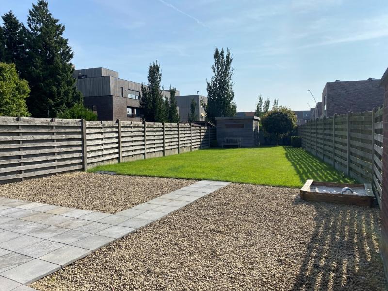 Prachtig gelijkvloers appartement met tuin in Helchteren