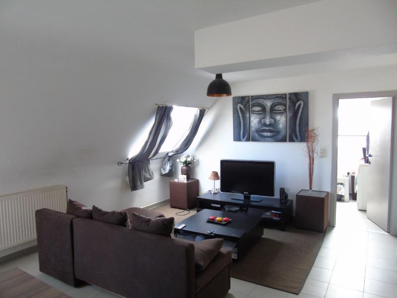 Appartement met garage te Houthalen.