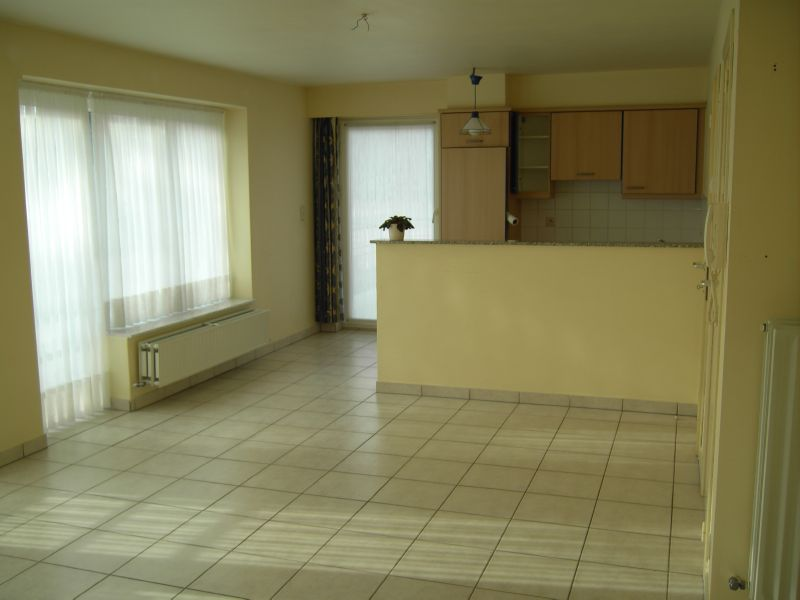 Appartement met terras te Houthalen