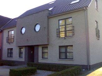 Gezellig appartement met 2 slaapkamers en groot terras
