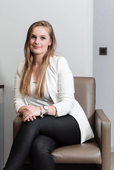 Medewerker Wendy Van Roy